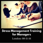 Stress Management Training for Managers