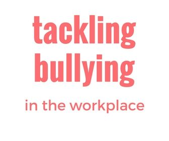 Bullying at Work Training Courses