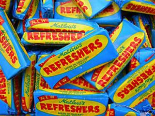 Refresher sweets