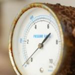 Pressure Gauge - Handling Pressure