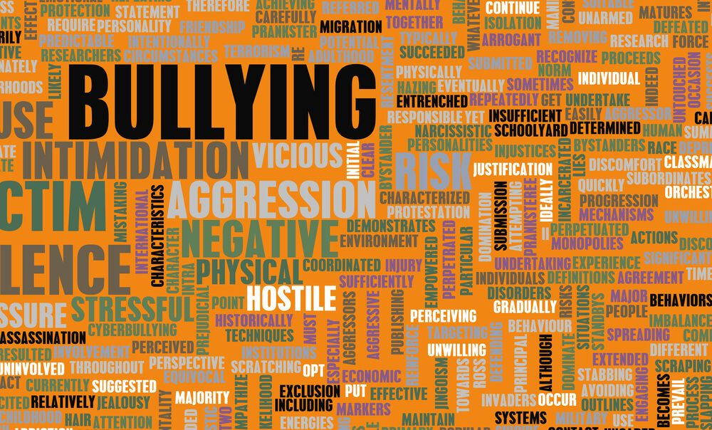 Preventing Bullying Related Terminology
