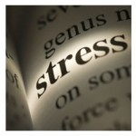 Stress Management Training - Dictionary definition of stress