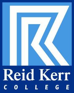 Reid Kerr College logo