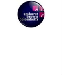 Amhurst Brown Colombotti Logo