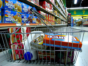 The pitfalls of the modern grocery shop