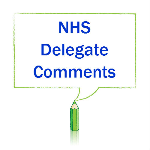 NHS Training Delegate Comments