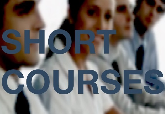 NEW – Short courses now available