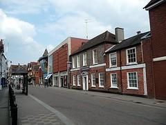Bartholomew St Newbury