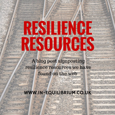 New Resilience Resources Page