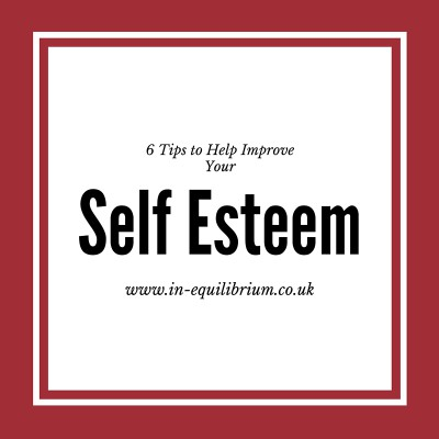 Resilience Skills : 6 tips to help improve your self-esteem