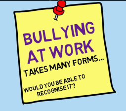 Bullying at Work Behaviours