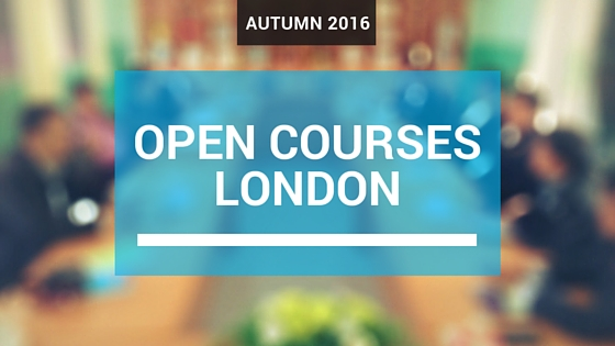 Coming soon …. In Equilibrium open courses