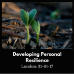Developing Personal Resilience London Course