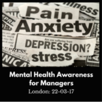 Mental Health Awareness Training for Managers