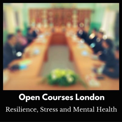 London Open Courses … booking now open