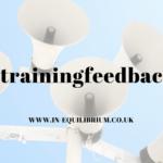 #trainingfeedback