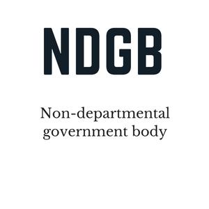 Non Departmental Government Body