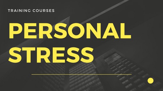 Courses to Help Employees Manage Personal Stress