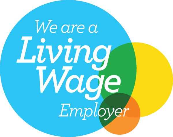 In Equilibrium is now an accredited Living Wage employer