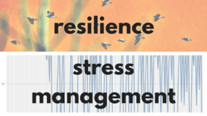 resilience or stress management