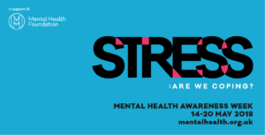 Mental Health Awareness Week 2018 logo