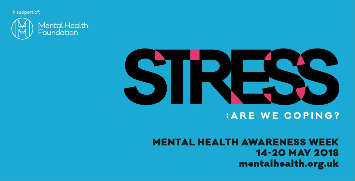 Mental Health Awareness Week 2018 logo